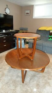 Teak Coffee & End Table Peterborough Peterborough Area image 1