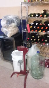 Kit pour vin