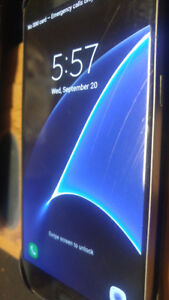 Bell/Virgin SAMSUNG GALAXY S7 32GB  SOME SCRACTHES, WORKS GREAT