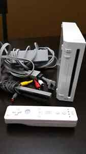 Modded Nintendo wii - tons of retro games