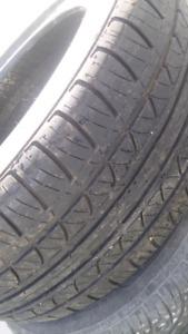Allseason tires
