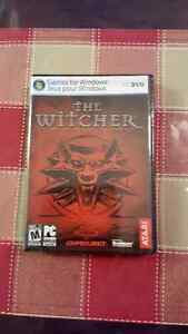 PC DVD THE WITCHER 1