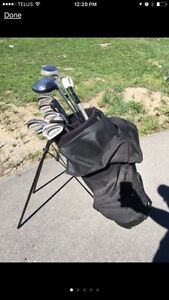 Golf Clubs & Bag ~ Right Handed