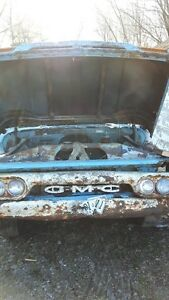 1964 GMC 910 part out scrap next weekend