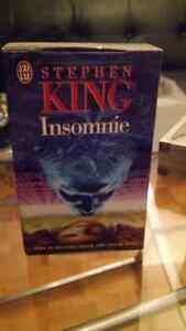 Livre insomnie de Stephen King