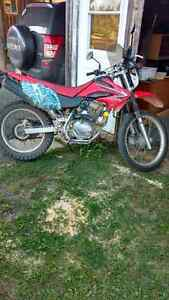 Crf 230l,. SOLD