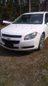 2011 Chevy Malibu (parts only)
