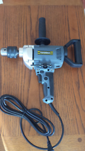 Spade Handle Drill