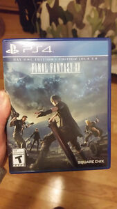 PS4 Final Fantasy XV - Day One Edition