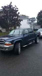 2003 Dodge Dakota SLT 128K KM  West Island Greater Montréal image 6
