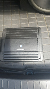 Alpine amplifier MRP M500