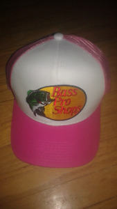 Womans Bass Pro hat