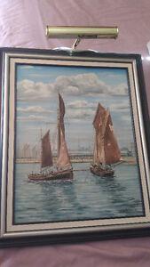 F. Roberts Painting