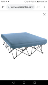 Outbound Portable BYO Bed Queen -- used once