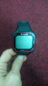 Montre Polar RC3 GPS noire