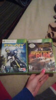 Selling 2 Xbox games