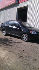 2008 Chevrolet Aveo Ls Berline