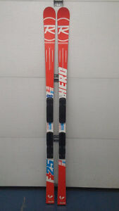 ROSSIGNOL  HERO FIS GS FACTORY (R21 WC)  182CM  rockerflex bindi