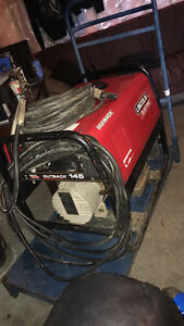 Lincoln Outback 145 arc Welder