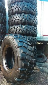 Michelin 395/85R20 XML Best Truck Mud tire