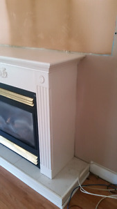 Mantle for gas firplace