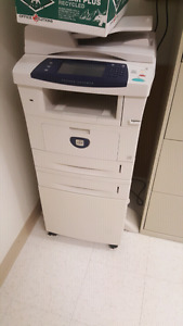 Xerox printer and cartrages