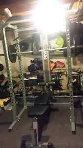 Powertec Cage, Home gym