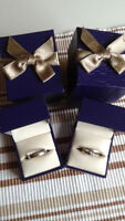 3 Ring Set JUST IN TIME FOR VALENTINES