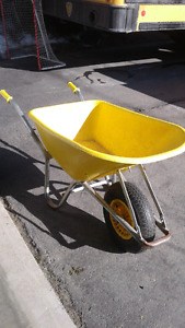 wheel barrow like new