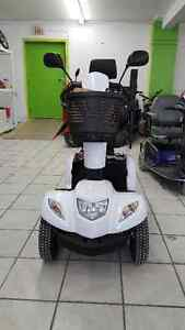 DV Scooters Has 1 yaer old Boomerbuggy Max from Daymak Kitchener / Waterloo Kitchener Area image 2