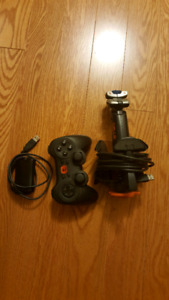 Joystick and wireless controller $15 take all
