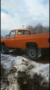 Truck for sale or trade for sled Regina Regina Area image 2