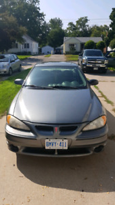 pontiac grand am gt 2005