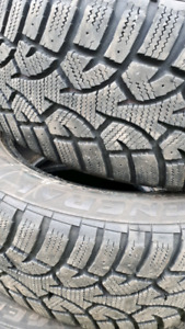 205 50 16 tires with 80% life. General. Great brand