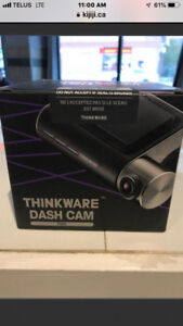 Brand new 1080P  thinkware F780 dash-cam. Only $220 firm.