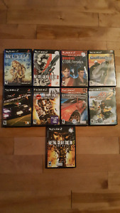 9 ps2 video games for sale 20 dollars for the lot
