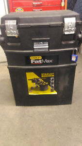 STANLEY FatMax 4 in 1 Mobile Work Station tool box