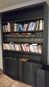 Custom Steel Bookcase
