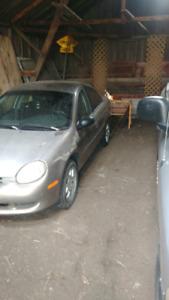 2000 Chrysler Neon