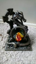 Myth and Magic, The Celtic Dragon Ornament vgc
