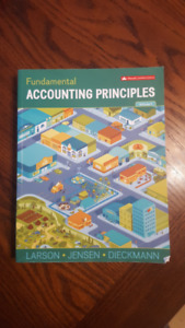 For Sale - Fundamental Accounting Principles Volume 1, 15th Ed.
