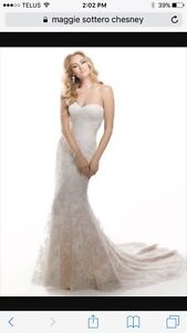 Maggie Sottero Chesney Gown
