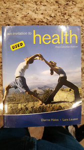 An Invitation to Health - First Canadian Edition