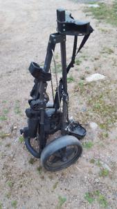 Push Golf Cart