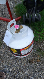 Propane Tank (Empty) - Used twice