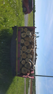 Firewood for sale $340 for 2 cord load blocked and delivered