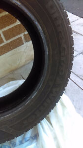 Winter tires SALE ***USED**** 225 60 16