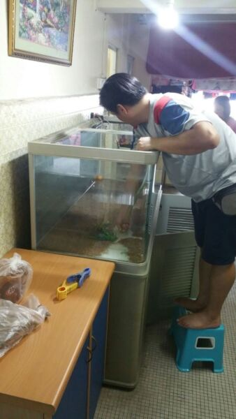 Fish Tank Mover (With warranty)