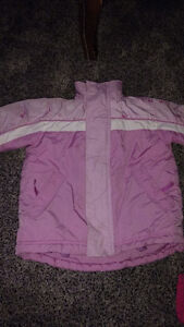 Size 2 girls winter coat