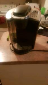 Keurig machine a cafe